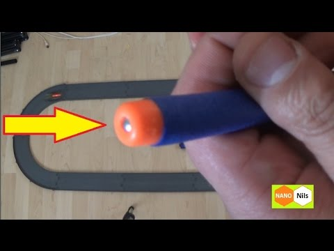 ★ Modded NERF Dart - more power ?
