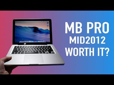 MacBook Pro Mid 2012 Still Worth It?