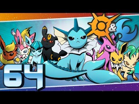Pokémon Sun and Moon - Episode 64   Eevium Z Quest!