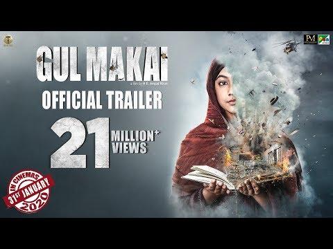 Xxx Mp4 Gul Makai Official Trailer AKA Malala Yousufzai H E Amjad Khan 31st Jan 3gp Sex