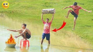 Indian New funny Video😄-😅Hindi Comedy Videos 2019-Episode-78--Indian Fun || ME Tv