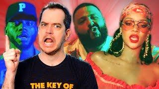 """DJ Khaled """"Wild Thoughts"""" ft. Rihanna, Bryson Tiller SONG RANTS!"""
