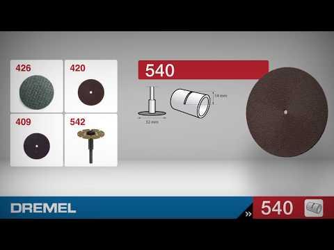 Dremel - Cut Off Wheel 32mm (540)