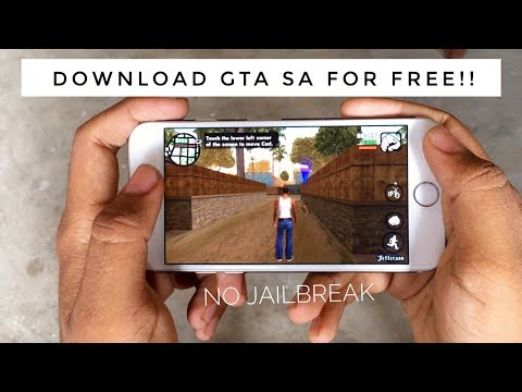 [UPDATED]How To Download GTA San Andreas For Free in ios (No Jailbreak)