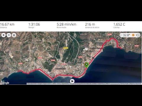 Xxx Mp4 Entreno 16 Km Playa Velilla Cala De La Cabria Playa De Cotobro Playa Velilla 3gp Sex