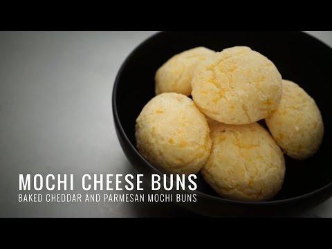 Mochi Cheese Buns