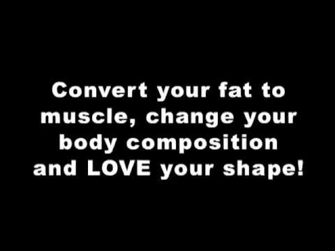 Change Your Body Composition - Lose Fat, Gain Muscle Tips