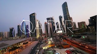 Download Flying Into Doha - First Impressions of Qatar Video