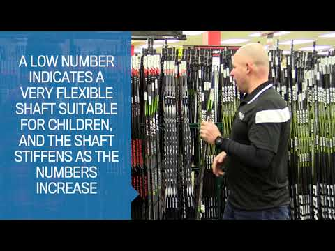 A beginners guide to choosing the right hockey stick