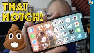 iPhone X Unboxing • First Look • Q&A • THE NOTCH !!!