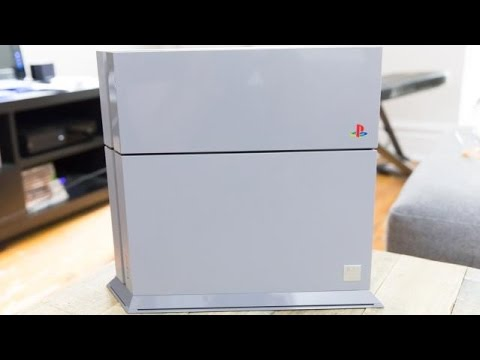 PlayStation 4 20th Anniversary Edition Hands-On