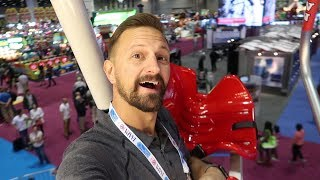 New Theme Park and Roller Coaster Tech at IAAPA Expo 2018! | Disney, Universal & More!