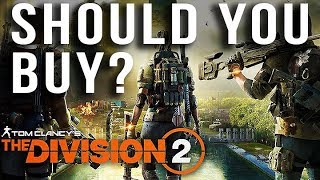 Should I Buy The Division 2   Gameplay