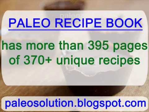 Sunday Dinner Ideas - Paleo Recipe Book