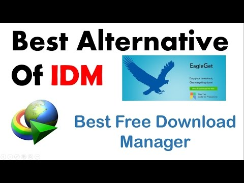 Best free Download manager For PC (Best alternative of IDM )