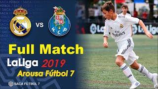 Real Madrid vs FC Porto Torneo de Alevín Arousa Fútbol 7