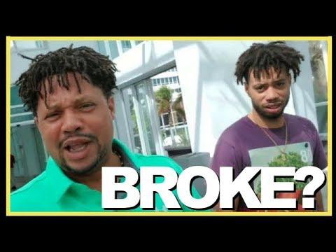 Craig Grant & son Trevon claim to be Broke!?