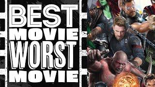 Download Best Movie Worst Movie - Marvel Cinematic Universe Movies (Season 1: Episode 01) Video