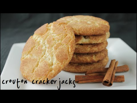 How to Make Snickerdoodles - Homemade Snickerdoodle Cookie Recipe