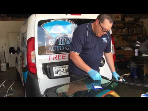 How to Remove Registration Sticker From Windshield