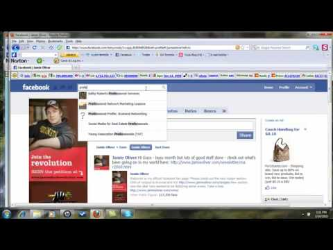 How to use Facebook: add a HTML badge to your personal profile page
