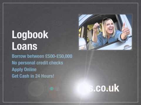 Easy Logbook Loans - Fast, 24h cash.