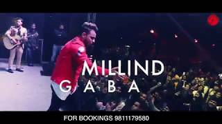 MILLIND GABA LIVE @NYE PUNJABI BAGH CLUB, FOR BOOKINGS-9811179580