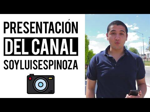 Presentación de canal + ¿Qué cámara uso?📸