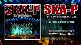 "SKA-P ""Crimen Sollicitationis"" (Audiosingle)"