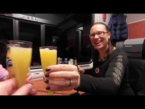 REGIOJET Review - BUSINESS CLASS - Prague to Vienna   POKEMON GO   @PRAGUECR