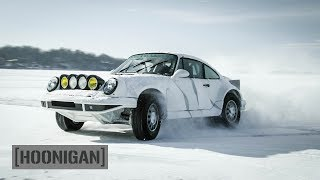 [HOONIGAN] DTT 208: Rally Porsche on Ice and Lost Bets