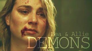    Bea & Allie - Demons   Ballie    Wentworth
