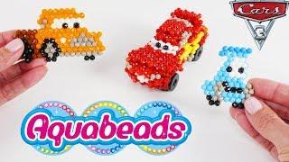 AquaBeads Disney Cars 3 Toy Playset. Water Beads Disney Pixar Cars 3 Toys