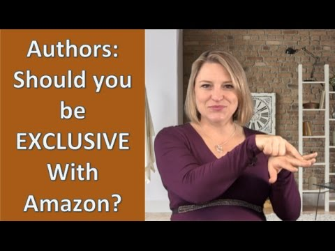 Should Authors Go Exclusive with Amazon?