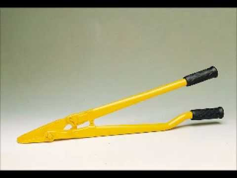 Steel Tools - H305 32mm Steel Strapping Cutter