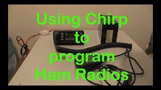 chirp programming software Videos - 9tube tv