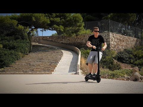 Inmotion L8F 30 KM/H e-Scooter Review - PakVim net HD Vdieos