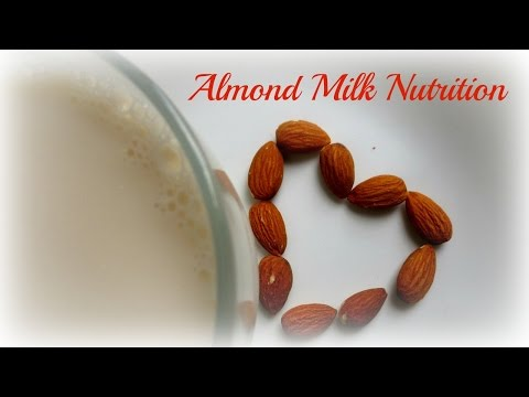 Nutritional Value of Almond Milk: How I Cured My Acne