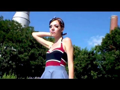 How To Make a Rockabilly Summer Swimsuit