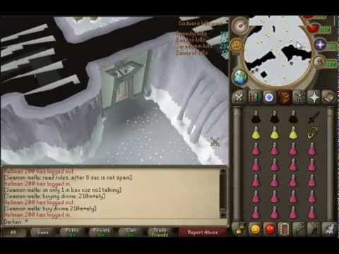 SoulSplit Bandos solo Guide W- commentary
