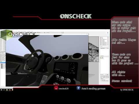 ARMA III DEV Audi TT RS Roadster Aimations DEV test V0.1