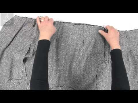 How to Make a Dress - Dressmaking - Sewing Patterns from Angela Kane - Part 4