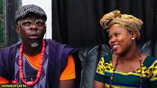 african parent morning devotion PART 3 | Homeoflafta Comedy