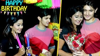 EXCLUSIVE - Rohan Mehra SURPRISE Birthday Outing For Kanchi Singh   Birthday Special    TellyMasala