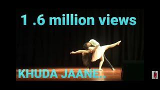 KHUDA JAANE BACHNA AYE HASEENO Dance covr by SAMPURNA$SOURAV