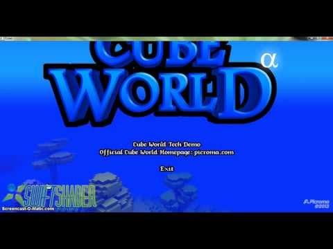 Cube World Direct 3D Fix !!!