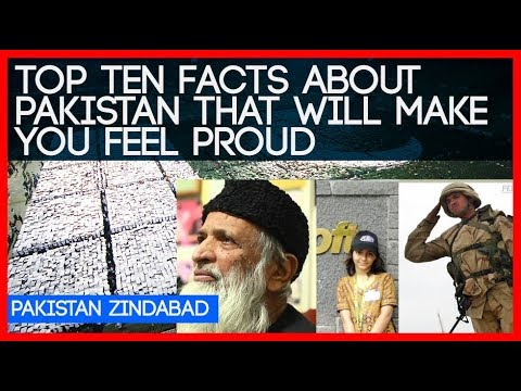 Ten of the best  facts, Achievements of Pakistan in science and technology, Pakistan history facts