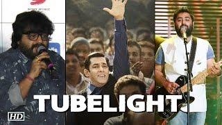 Pritam OPENS on Arijit's song in Salman's 'Tubelight'