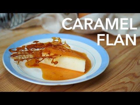 Caramel flan [BA Recipes]