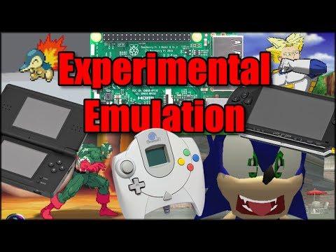Review: Experimental Emulators on RetroPie - Raspberry Pi 3
